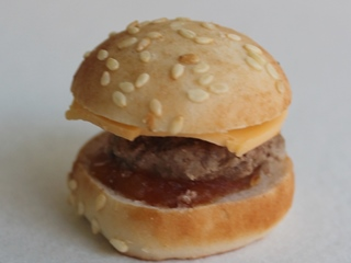 Mini hamburgertjes